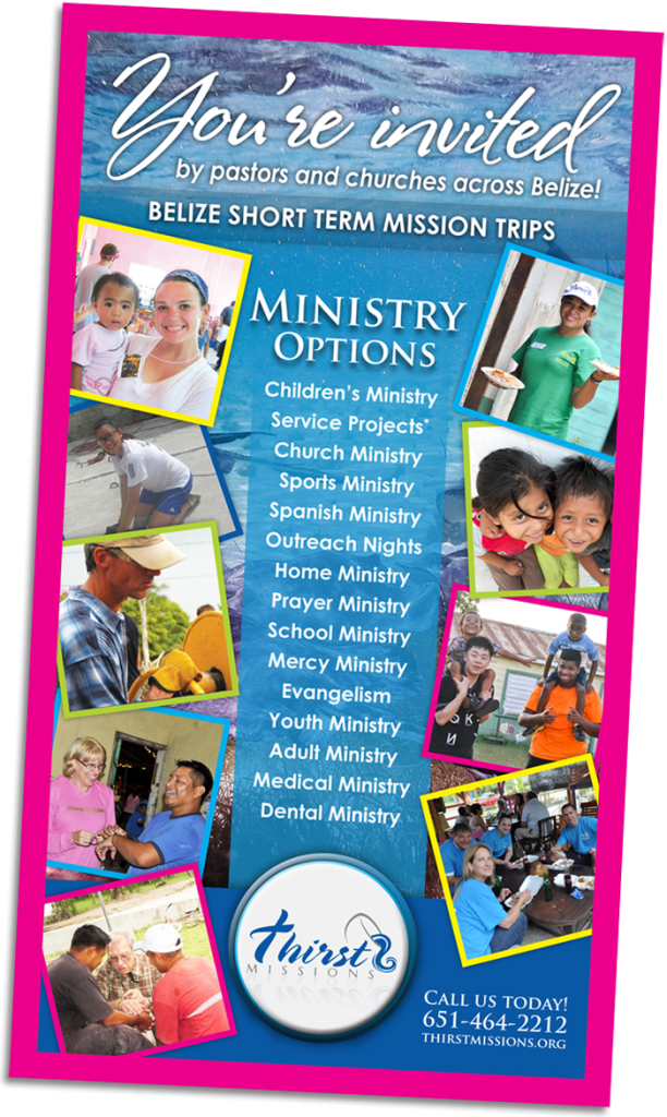 Ministry Options
