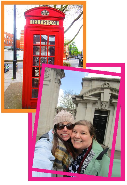 england trips