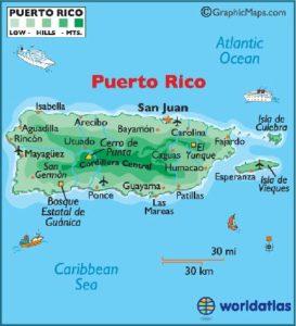Puerto-Rico-Map