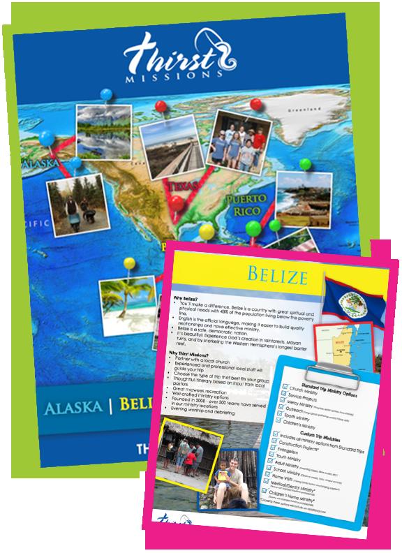 Brochure Belize
